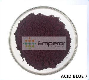 Acid Blue 7 Acid Sky Blue Dye pictures & photos