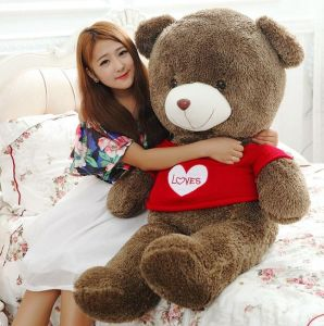 Bear Plush Stuffed Toy for Gifts pictures & photos