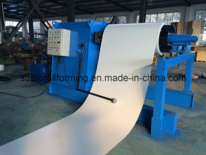 15 Ton Hydraulic Automatic Uncoiler pictures & photos