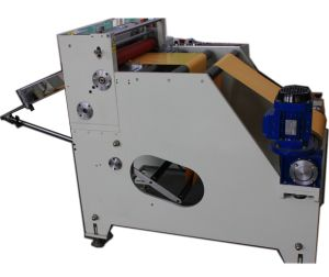 Automatic Vinyl Rolling Cutting Machine pictures & photos