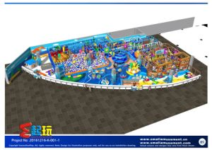 China Professional Manufacturer Indoor Playground Equipment pictures & photos