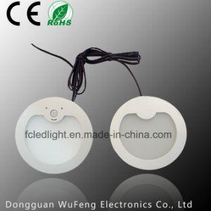Motion Sensor Uniform Light Source Aluminum LED Cabinet Light pictures & photos