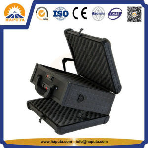 Double Sided Handgun Pistol Aluminum Case (HG-1201) pictures & photos