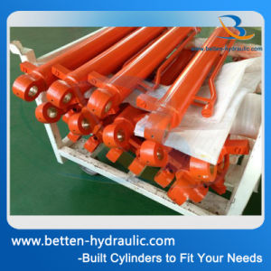 3 Inch Excavator Hydraulic Boom Cylinder pictures & photos