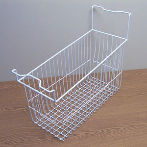 PE Coated Welded Wire Basket Shelf for Refrigerator pictures & photos