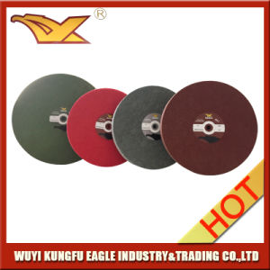 "10""X2"" Non Woven Polishing Wheel (250X50mm, 5P) pictures & photos"