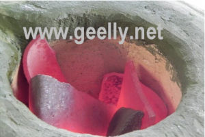 Metals Melting Furnace for 100-150kg Brass, Copper, Iron etc pictures & photos