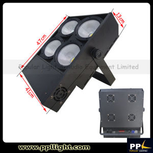 New 4 Eyes LED Audience Blinders Light 4*100W 2in1 COB LED Blinder Light pictures & photos
