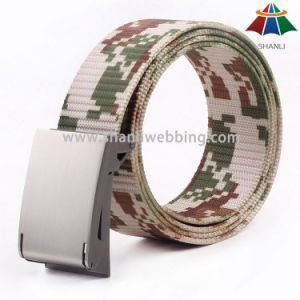 Factory Direct Heat Transfer Printing Nylon Webbing Belt pictures & photos