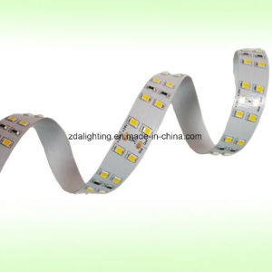 Double Line 144LEDs/M SMD2835&Nbsp; Warm&Nbsp; White LED Strips pictures & photos