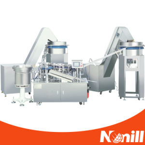 Disposable Syringe Automatic Assembly Machine pictures & photos