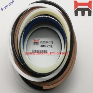 Seal Kits Komatsu PC200-7 (ARM) Excavator Hydraulic Oil Seal pictures & photos