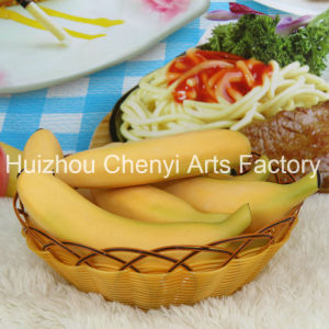 Realistic Plastic Artificial Banana Fruits pictures & photos