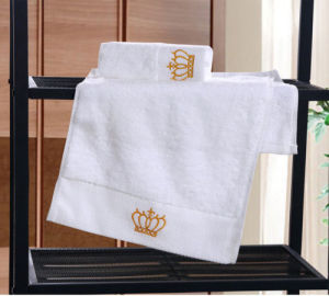 Luxury Hotel & SPA Towel Turkish Cotton Pool Beach Towels (DPF201613) pictures & photos