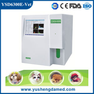High Qualified Hospital Veterinary Machine Hematology Analyzer Ysd6300e-Vet pictures & photos
