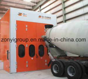 Ce Painting Booth Zonda Spray Booth Factory pictures & photos