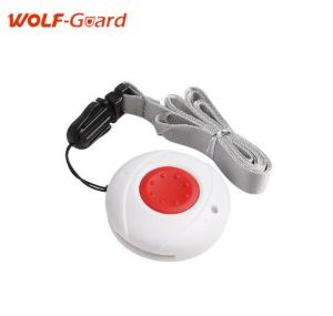 Wolf-Guard 433MHz Wireless Plastic Emergency Button Wristwatch Work with GSM Alarm System for Elder Kids Home Security pictures & photos
