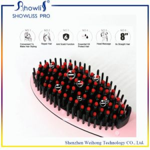 Best Rotating Electric Hair Brush Hot Sale pictures & photos