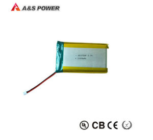 2000mAh 3.7V Rechargeable Li Ion Battery Rechargeable pictures & photos