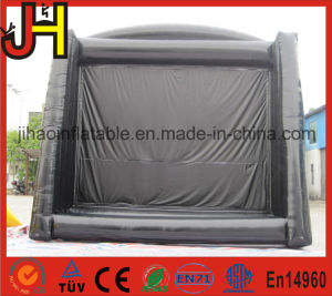 Durable PVC Projector Screen Outdoor Inflatable Advertising Movie Screen pictures & photos