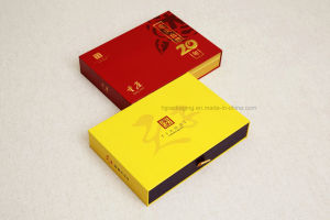 Flat Pack Luxury Foldable Magnetic Closure Gift Box pictures & photos