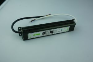 LED Driver Waterproof 30W Black pictures & photos