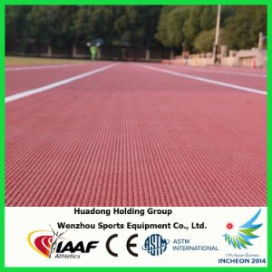 Iaaf Approved 400m Stadium Rubber Running Tracks Flooring pictures & photos