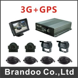 720p 4CH Car DVR Truck Bus Taxi Mdvr Support GPS pictures & photos