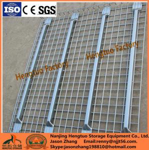 Heavy Duty Galvanized Steel Wire Deck / Metallic Wire Decking pictures & photos