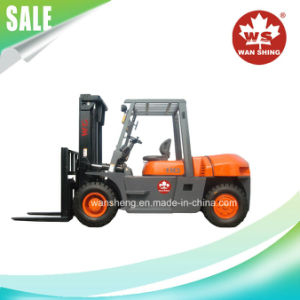 High Performance 8.0ton Diesel Forklift Tuck with Competitive Price pictures & photos