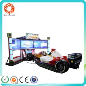 Amusement 9d Racing Car in Shopping Mall with High Quality pictures & photos