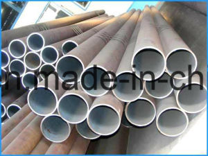 159*5 Hot Rolling Cylinder Steel Tubes for CNG Gas Bottle pictures & photos