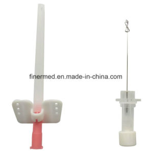 Butterfly Type Safety IV Cannula pictures & photos