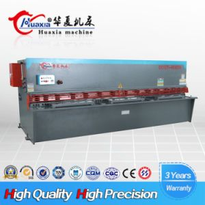 Huafeng QC12y Hydraulic Swing Beam Steel Plate Shearing Machine pictures & photos