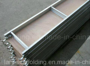 Scaffold Aluminum Plywood Plank/Board for Scaffolding pictures & photos