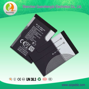 3.7V 3.8wh 1020mAh Rechargeable Lithium Batteries pictures & photos
