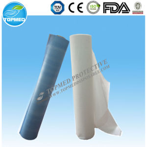 Disposable Nonwoven Medical Bed Sheet Couch Roll Massage Bed Rolls pictures & photos