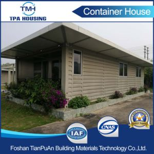 Well Decorated Prefabricated Container House Villa for Living Unit pictures & photos