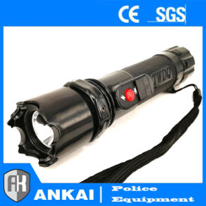 300, 000kv Taser Stun Guns Flashlight for Security Guard (308) pictures & photos