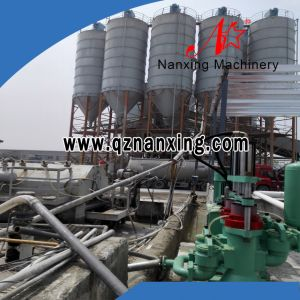 Cement Concrete Mixing Station Circle Chambe Filter Press pictures & photos
