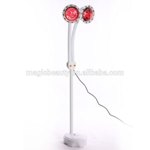 275W 2 Heads Shortwave Infrared Paint Curing Physiotherapy Lamp pictures & photos