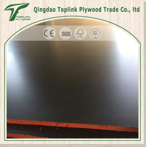 Brown Finger Joint Plywood with Phenolic Film Paper pictures & photos