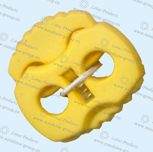 China Garment Accessories 2 Hole Plastic Stopper - China Plastic Stopper, Garment Accessories pictures & photos