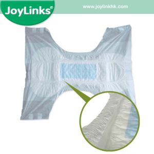 Disposable Absorbent Adult Diaper for Home Care and Medical pictures & photos