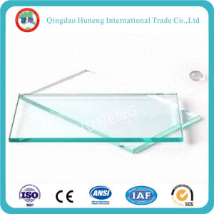 3mm 4mm 5mm Clear Float Glass for Buildings pictures & photos