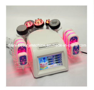7in1 Tripolar Bipolar Sextupole RF Photon Lipo Laser Vacuum Massager & Slimming Machine pictures & photos