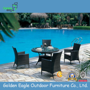 PE Rattan Elegant Wholesale Tables and Chairs for Events pictures & photos