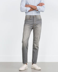 Men Fashipon Jeans Trouser pictures & photos