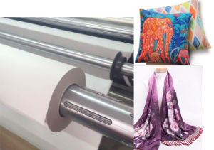 Anti-Curl 105GSM Instant Dry Sublimation Transfer Paper pictures & photos