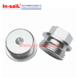 CNC Turning Parts, Cusotmized Stainless Steel Bathroom Accessory pictures & photos